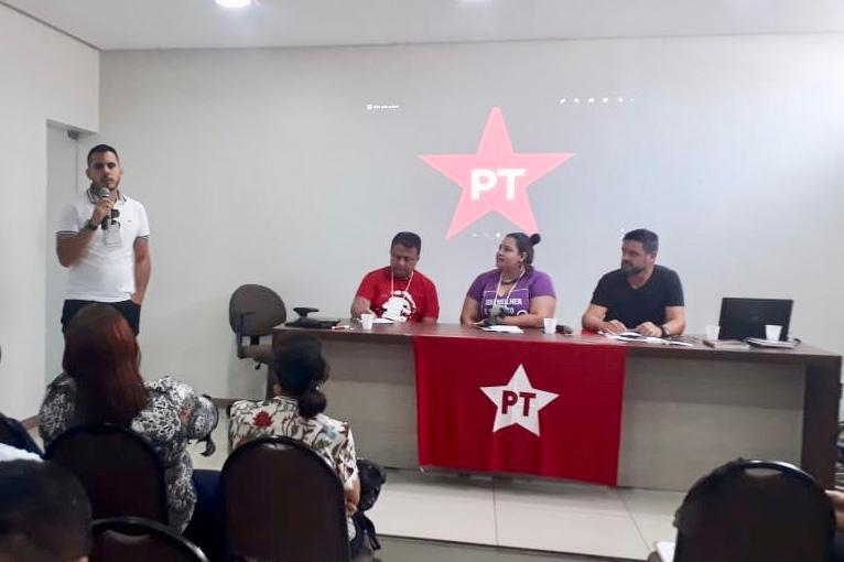 Diamante: Pré-candidato a prefeito em 2020 assume diretório do PT na cidade.